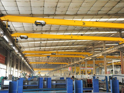 Small Overhead Crane for Sale