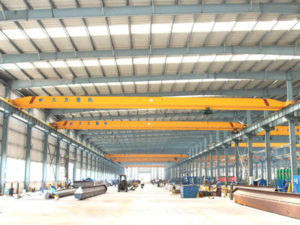Top Running Overhead Crane for Sale