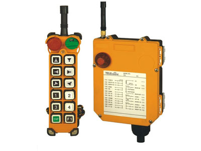 Wireless Remote Control for Overhead Bridge Crane