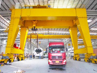 100 Ton Gantry Crane For Sale