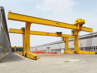 Single Girder 20 Ton Overhead Crane Sales