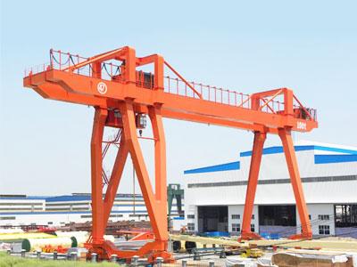 A Frame Gantry Crane 100 Ton