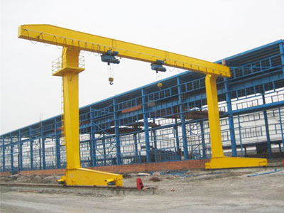 L-shaped Gantry Crane