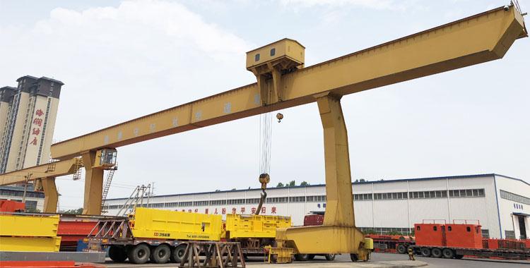 L Type Gantry Crane for Sale