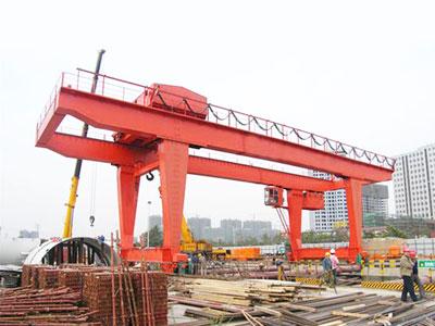 MGU Heavy Duty Gantry Crane