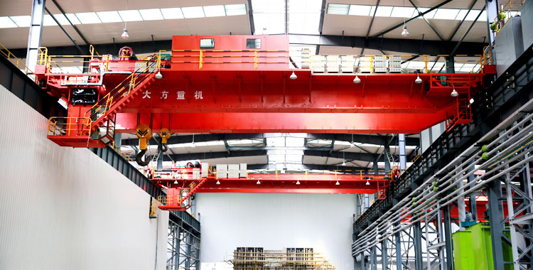Overhead Crane 100 Ton for Workshop