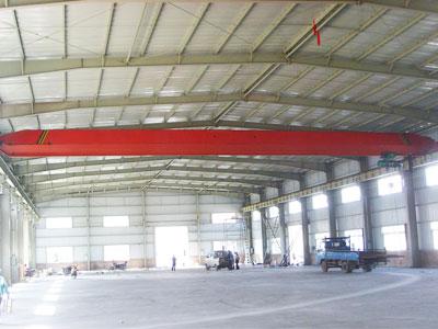 Single Girder Overhead Crane for Warehouse