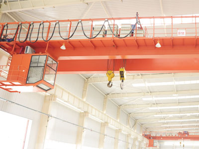 QD Double Girder Overhead Crane