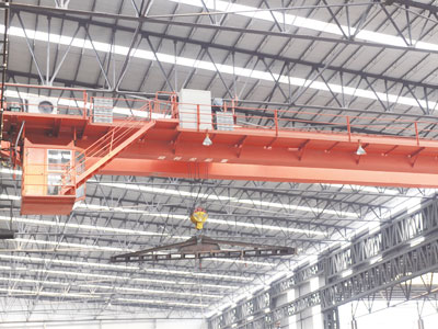 Overhead Crane for Steel Factory