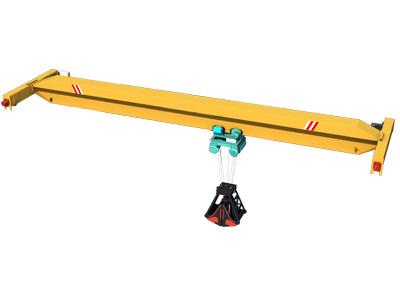 Grab Overhead Crane Supplier