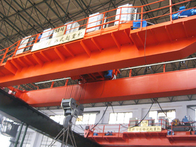 QB Explosion Proof Crane