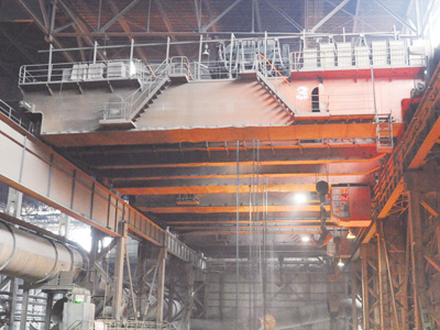 AQ-QDY Double Girder Foundry Crane
