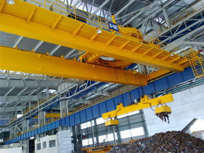 AQ-QC Magnetic Overhead Crane for Sale