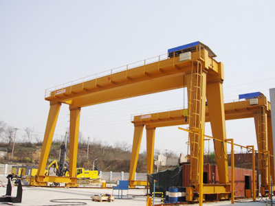 Double Girder Gantry Crane Price