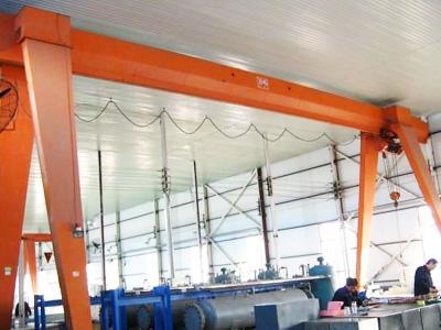 Indoor Gantry Crane
