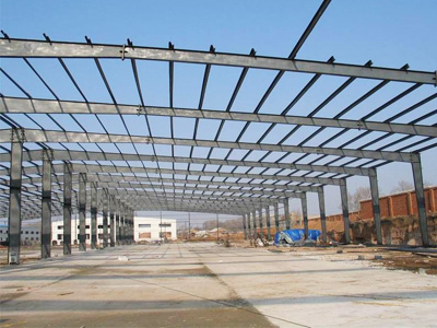 Quality Steel Structure for Sale
