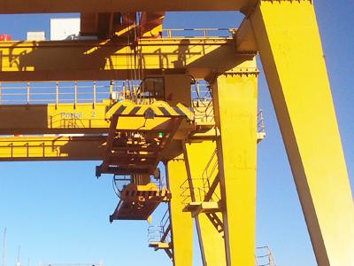 Crane Spreader