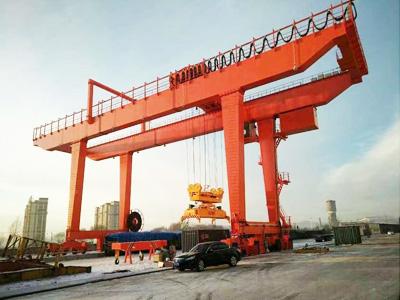 40.5T RMG Crane Manufacturer
