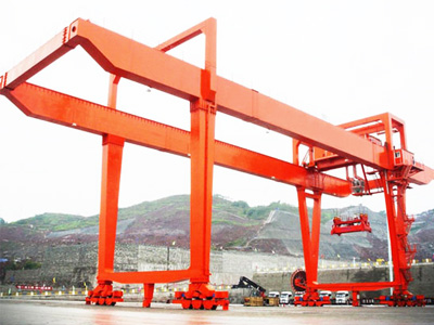 Rail Mounted Gantry Crane for Container