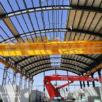 Overhead Crane Installation in Uzbekistan