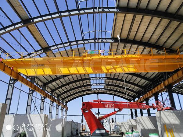AQ-LH 20 Ton Overhead Bridge Crane
