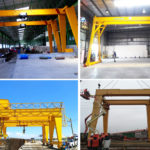 Types of Gantry Cranes