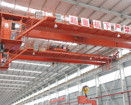 AQ-QD Double Girder Overhead Crane 15 Ton