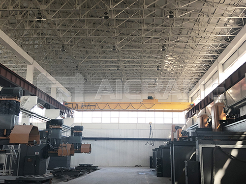 LH Electric Hoist Overhead Crane for Factory