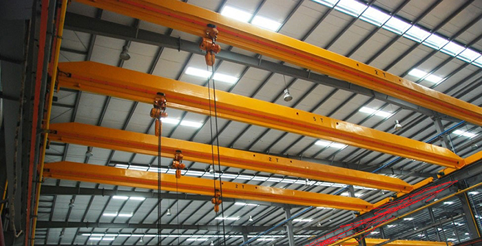 2 Ton Overhead Crane With Chain Hoist for Sale
