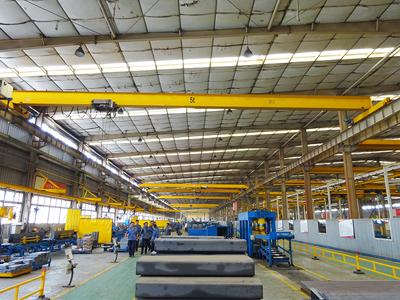 Workshop Overhead Crane Manufacturer