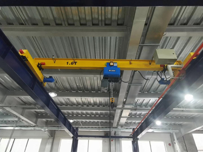 AQ-LD 1 Ton Overhead Crane for Sale