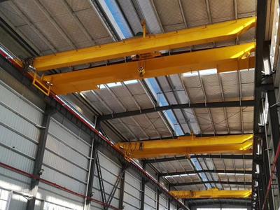 AQ-LH Double Girder 10 Ton Bridge Crane for Sale