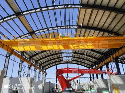 AQ-LH 20 Ton EOT Crane