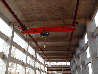 AQ-LX 1 Ton Under Running Crane Manufacturer