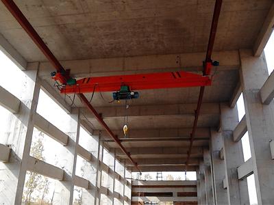 AQ-LX 1 Ton Under Running Crane Manufacturer