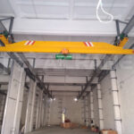 AQ-LX Single Girder Suspension Crane
