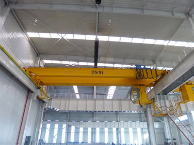 AQ-NLH 25 Ton Bridge Crane for Sale