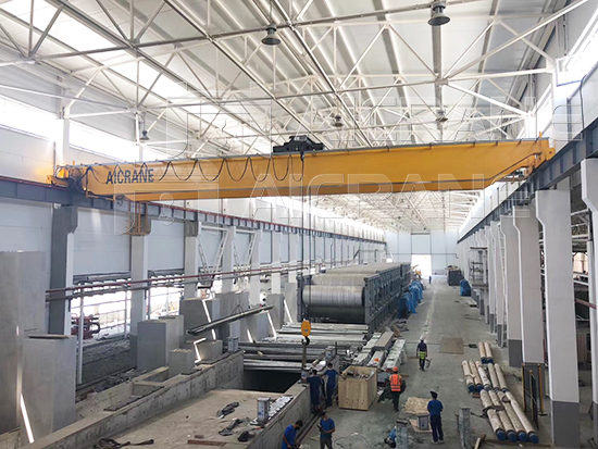 AQ-NLH 32 Ton Overhead Crane for Sale