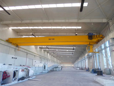 50 Tonne Overhead Crane for Sale