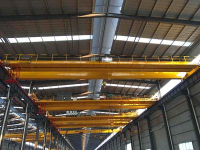 AQ-NLH European Hoist Double Girder Overhead Crane Price