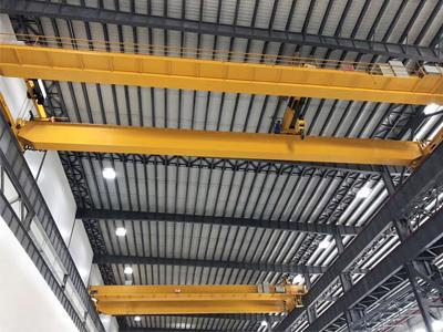 European Overhead EOT Crane Supplier