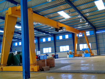 European Single Girder Gantry Crane Manufacturer