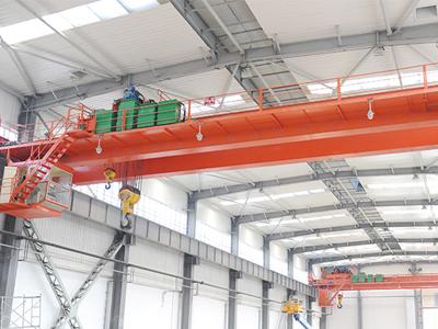 Explosion Proof Overhead Crane 50 Ton for Sale