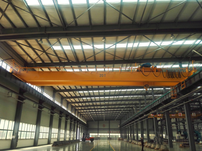 AQ-QD 20t Overhead Crane Manufacturer