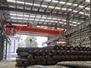 Double Girder Warehouse Overhead Crane