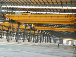 Workshop Overhead Crane Price