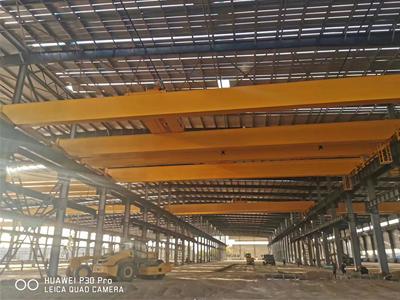 50 Ton Bridge Crane Manufacturer