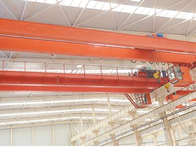 AQ-QDX European Type Overhead Crane 20 Ton