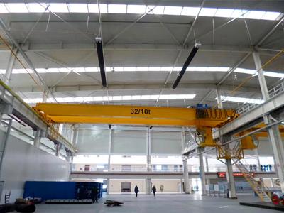AQ-NLH European Hoist Overhead Crane 30 Ton