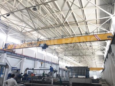 10t Overhead Crane Manufacturer